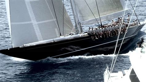 J Boats Yachts by J Class Sailing Racing Promotional Hd