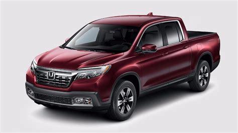 New 2017 Honda Ridgeline Exterior Color Options