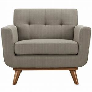 Modway Furniture Modern Engage Upholstered Armchair EEI