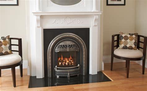 american stove  antique gas fireplace insert  custom
