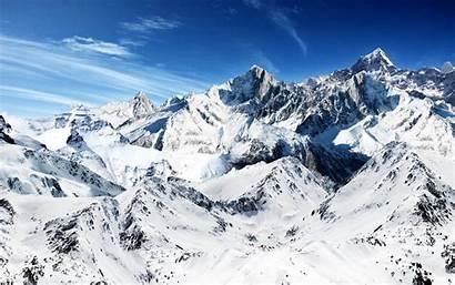 Snow Mountains Wallpapers Desktop Backgrounds