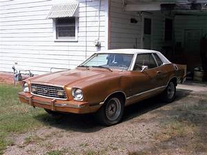 1975 Ford Mustang Classic, All Original 2.3 Liter 4 Cylinder 4 Speed LOW Reserve