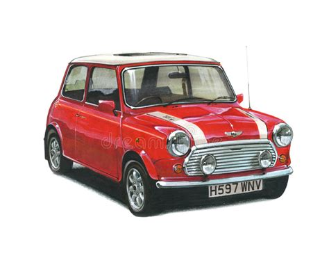 Are Mini Coopers Fast by Mini Cooper Editorial Stock Image Illustration Of Fast