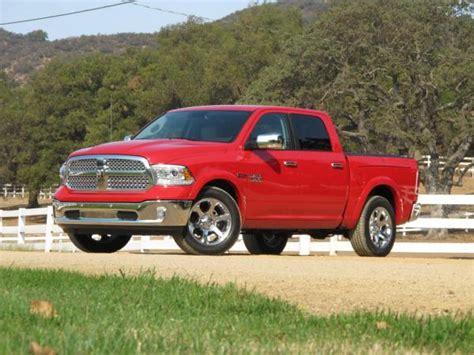 2014 Ram 1500 Ecodiesel Review