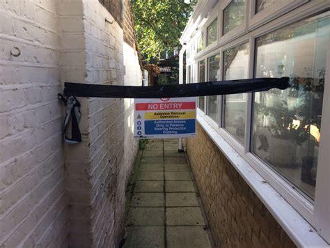 asbestos roof removal stratford london  asbestos