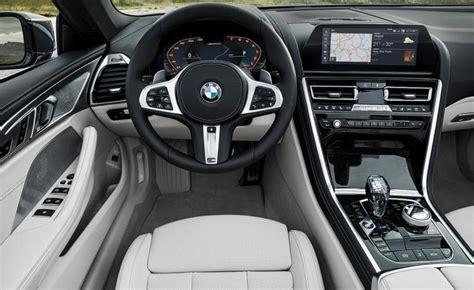 2019 bmw 8 series interior look 2019 bmw 8 series convertible ny daily news