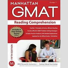Reading Comprehension Gmat Strategy Guide, 5th Edition By  Manhattan Gmat 9781935707660