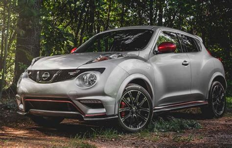 nissan juke nismo review global cars brands