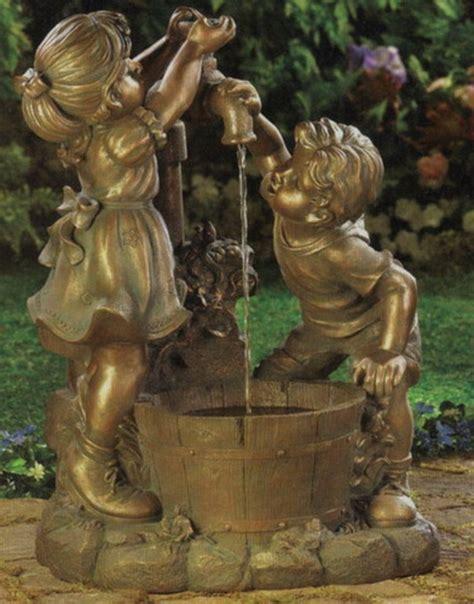deco chambre bebe mixte une fontaine de jardin design quelques idées en photos