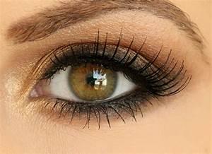 Maquillage Pour Yeux Marron : le maquillage smokey eyes pour un regard ensorcelant ~ Carolinahurricanesstore.com Idées de Décoration