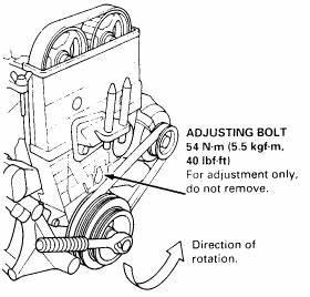 b18b timing belt tensioner woes honda tech honda With b16a timing belt