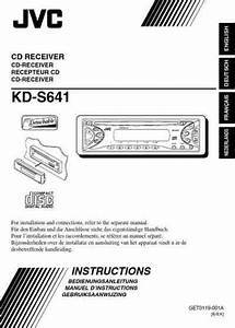 Jvc Kd-s641 Car Radio Download Manual For Free Now