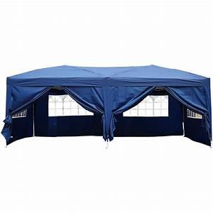 Barnum Pliant 3x6 : tonnelle tente de reception pliante pavillon chapiteau ~ Carolinahurricanesstore.com Idées de Décoration