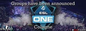 ESL One Cologne Groups And First Fixtures Announced