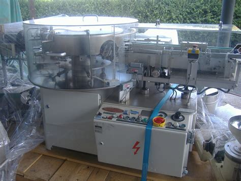 pharmaceutical machines  offer bausch stroebel vial washing machine preowned