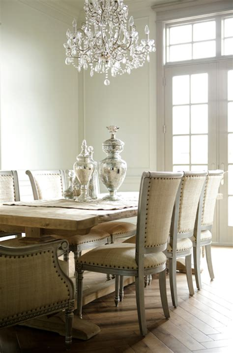 provincial fabrics dining table dining room decor de provence