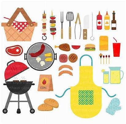 Clipart Barbeque Barbecue Bbq Clip Svg Vector