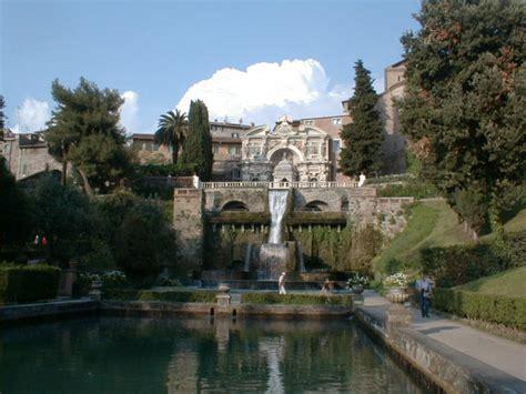 tivoli gardens italy european photos