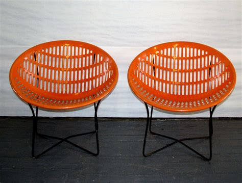 solair chair replacement seat solair orange chairs specializing in mid century