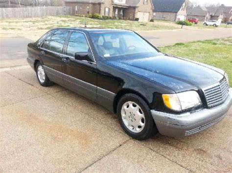 Why the w140 s600 was the greatest s class ever made! Purchase used 1995 MErcedes Benz S600 Sedan V12 Luxury ...