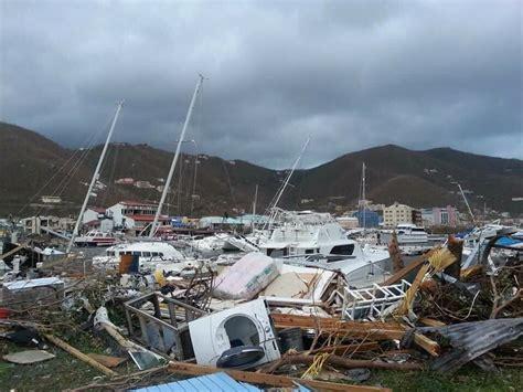 Tortola Hurricane Boats tortola net hurricane irma news and photos from tortola bvi