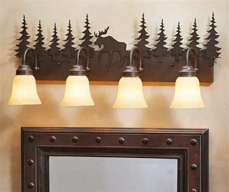 Timberland Lighting by Timberland Vanity Light 4 Light