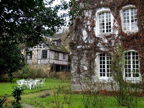 maison bourgeoise a vendre normandie calvados proche honfleur terres et demeures de