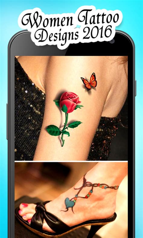 tattoo designs  women  android