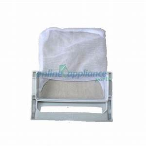 5231ey2002a Lint Filter Lg Washing Machine Appliances