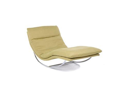 chaise longue cuir chaise longue relaxation cuir ou tissu rockyou