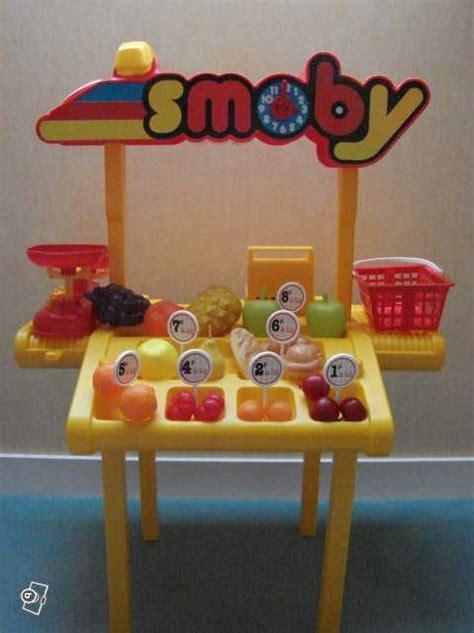 balance de cuisine parlante marchande smoby collection
