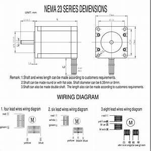 57hs112-3004b Nema 23 Stepper Motor Dc Motors With 2 Shaft Stepper Engine