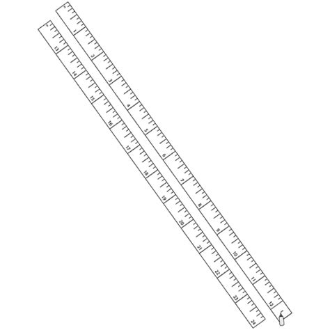printable ruler test printable pages
