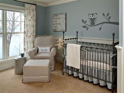 chambre bébé unisex modern nursery design tips