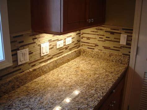 Cozy Countertop Design With Giallo Ornamental Granite