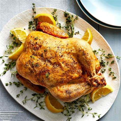 rotisserie chicken fryer air recipes recipe dinner roasted healthy main eatingwell vegetarian dish