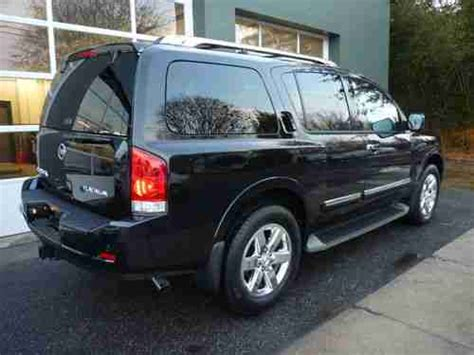 Buy Used 2012 Nissan Armada Platinum Edition 4wd In