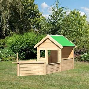 Cabane En Bois : cabane en bois en kit ~ Premium-room.com Idées de Décoration