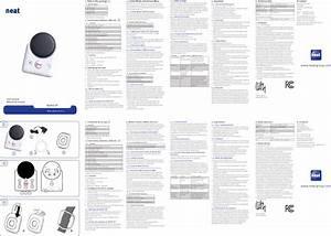 Neat Electronics 1410104 Social Alarm  Pers  User Manual Novo