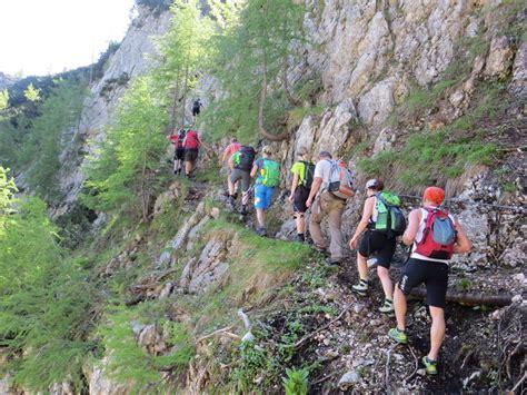 rundwanderung im stodertal alpenverein