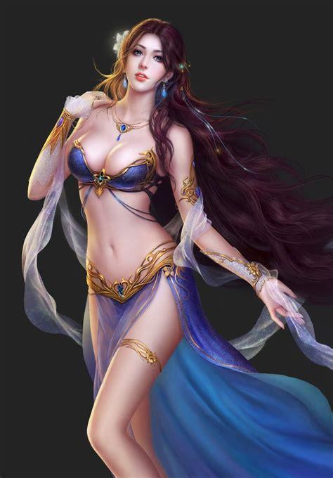 Best Wow Images On Pinterest Fantasy Art Fantasy Artwork And Fantasy Art Women