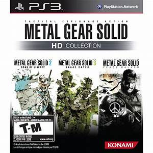 Video game review: Metal Gear Solid HD | UWire