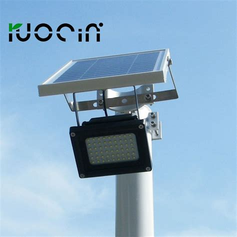 solar sensor light waterproof solar led flood light solar