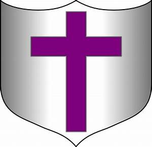 Shield With Cross Pictures to Pin on Pinterest - PinsDaddy