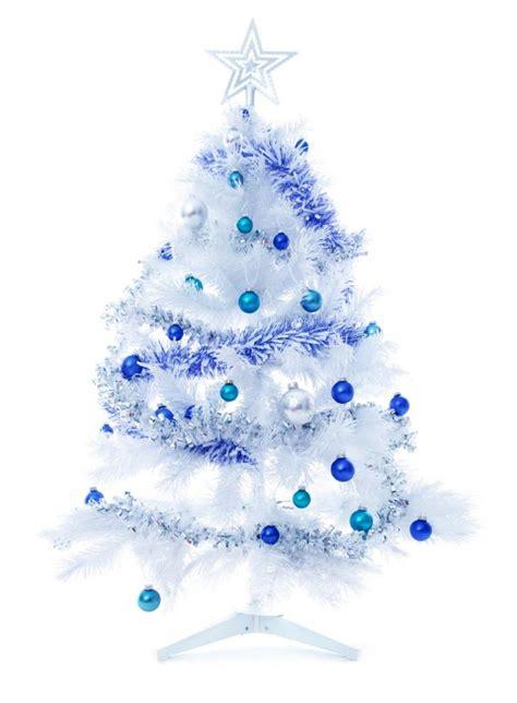 decorating  blue white christmas ideas inspiration