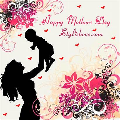 Happy Animated Hearts Mother Mothers
