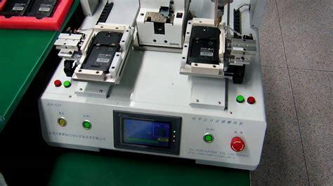 automatic screw fastening machine youtube