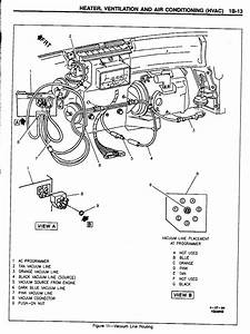 1984 Corvette Vacuum Diagram