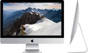 Ordinateur De Bureau Macbook by Screen Test Apple Imac 27 Quot With Retina 5k Display