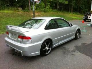 Honda Civic Sports Coupe By Owner in CT Under $5000